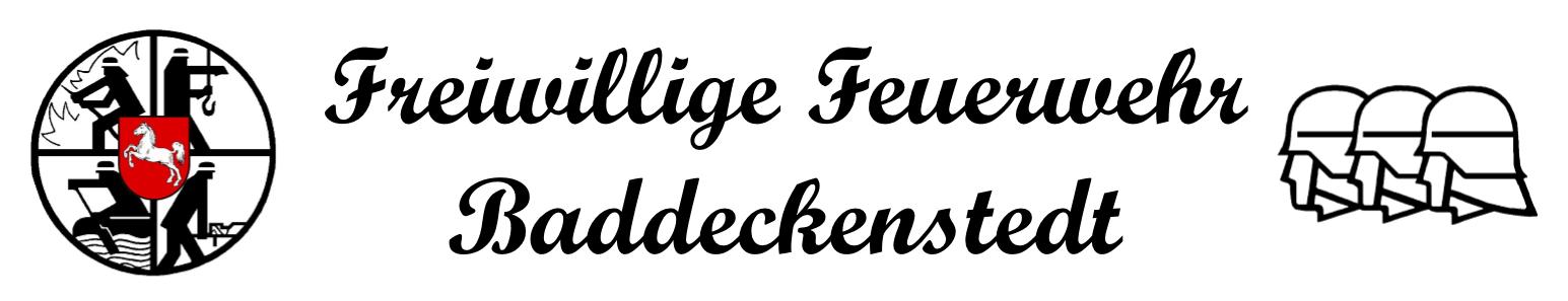 Freiwillige Feuerwehr Baddeckenstedt - OF Baddeckenstedt